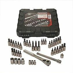 CRAFTSMAN 9-34845 42 piece 1/4 and 3/8-inch Drive Bit and To