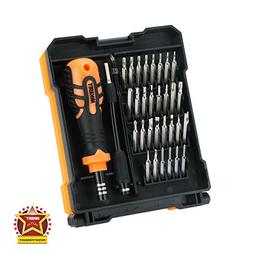 34 IN 1 Multipurpose Repair Tools Kit Screwdrivers Fix Tools