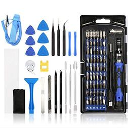 86 in 1 Precision Screwdriver Set, Magnetic Screwdriver Bit
