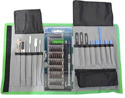 ACENIX 76 in 1 Precision Screwdriver Set with Magnetic Drive
