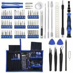 136pcs repair opening tool kit screwdriver set