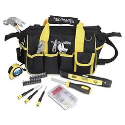 Great Neck 21044 32-Piece Expanded Tool Kit with Bag