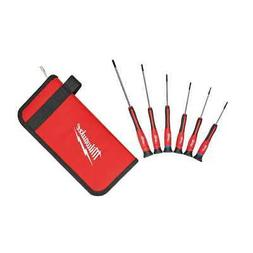 Milwaukee 48-22-2606 6-Piece Precision Screwdriver Set