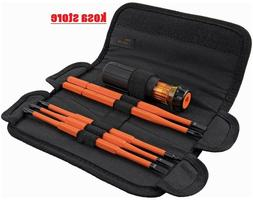 Klein Tools 32288 8-in-1 Insulated Interchangeable Screwdriv