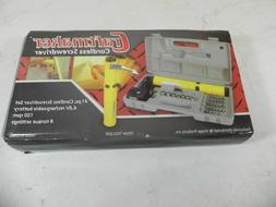 Craftmaker 41 piece Cordless Screwdriver Set New in the Box