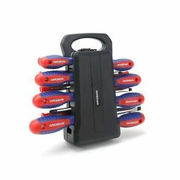WORKPRO 45-Piece Screwdriver Set - Precision, Slotted & Phil