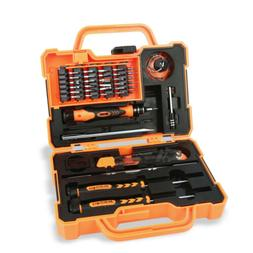 Jakemy 45pcs Anti-Drop Electronic Tool Kit JM-8139 Set Openi