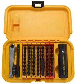Chapman MFG 5575 Master Screwdriver Set 56 Pieces - Includes