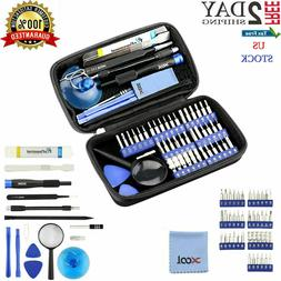 58 in 1 Precision Screwdriver Set, Magnetic Driver Kit with