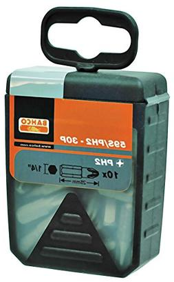 Bahco 59S/PH2G-30P Grabber Drill Bit Set for Drywall Screws