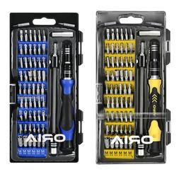 60 in 1 repair screwdriver set precision