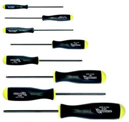 Bondhus 74632 8-Piece Balldriver Screwdriver Set
