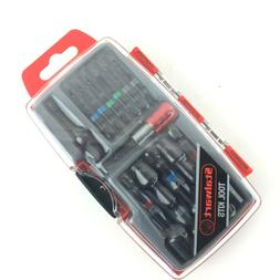 Stalwart 75-HT4013 Power Bit and SAE Nut Driver Set