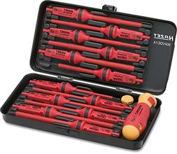 Hazet 804VDE/14 Vde Screwdriver Set 14 Piece