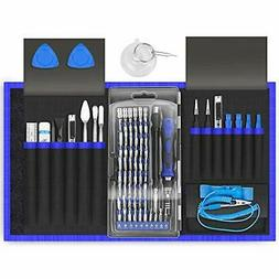 XOOL 80in1 Precision Set w/ Magnetic Driver Kit-Pro Electron