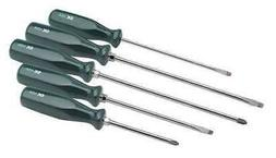 Sk Professional Tools 86321 Screwdriver Set,Slotted/Phillips