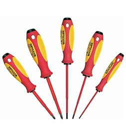 Knipex 9T 653739 Chrome MAXXPRO 1,000V Insulated Screwdriver