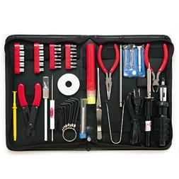 Belkin 55-Piece Computer Tool Kit with Black Case and Demagn