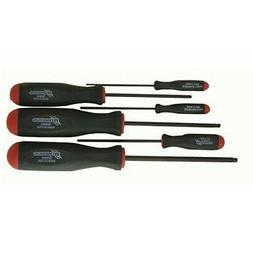 Bondhus 10686 Set of 6 Balldriver Screwdrivers ProGuard Fini