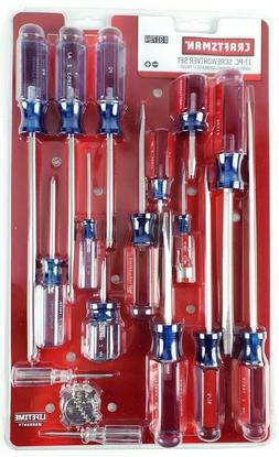 Craftsman 17-Piece Screwdriver Set, 31794
