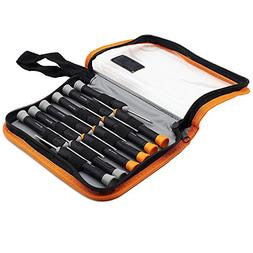 Finder 12 in 1 Precision Torx Screwdriver Set with T6 T7 T8