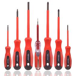 Finder Professional Electrician Insulated Flat and Philips S