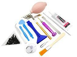 Fine commodities 15 Pcs Repair All the Mobile Phone Kit,Prof