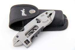 Jeep Multi Tool Set Adjustable Wrench Jaw Screwdriver Pliers