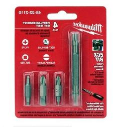 "Milwaukee 48-22-2110 11"" 1 Replacement Bit Set"