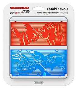 New Nintendo 3DS Cover Plate No. 40 - Pokemon Omega Ruby and