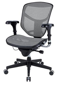 WorkPro Quantum 9000 Series Ergonomic Mesh Mid-Back Chair, G