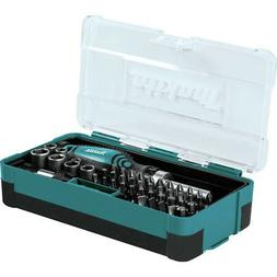 Makita B-50289 Ratchet and Bit Set