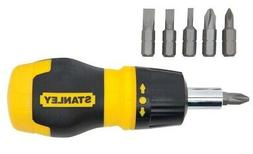 Bostitch Stanley 66-358 Stanley® Multibit Stubby Screwdrive