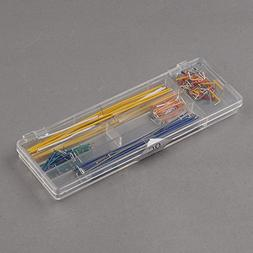 Bread Board Jump Line Jumper Wire 140 Roots 14 Kinds Each 10