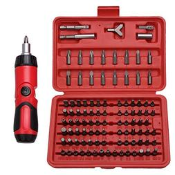 Best Choice 101-Piece All Purpose Security Bit Set with Bonu