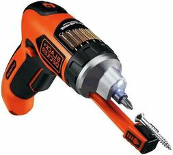 Cordless Electric Screwdriver Set Magnetic Screw Holder Lith