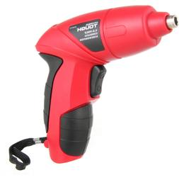 Ultra Steel 4.8v Cordless Screwdriver Bit Bet And AC Adapter