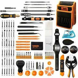 Double End Bits Jakemy Screwdriver Set, All In 1 With 50 Mag