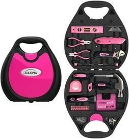 Apollo Tools DT4920P 72 Piece Household Tool Set including M