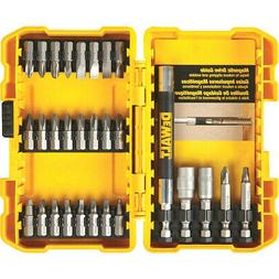 Dewalt DW2162 29-Piece Screw and Nutdriving Bit Set With Tou
