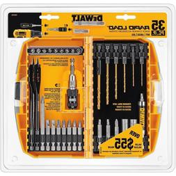 DEWALT DW2530 35 Piece Magnetic Compact Rapid Load Set