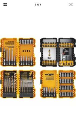 Dewalt DWA2FTS100 100-Piece Screwdriving and Drilling Set