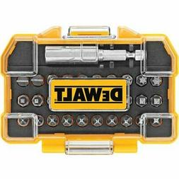 DEWALT DWAX100 Screwdriving Set, 31-Piece