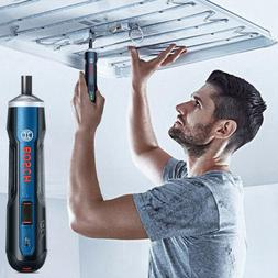 8BOSCH GO 3.6V All-In-One Smart Electric Screwdriver with Ad