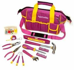 GreatNeck 21043 32-Piece Essentials Around the House Tool Se