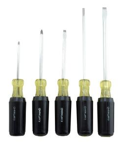 GreatNeck R5PRG Screwdriver Set, 5-Piece