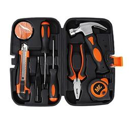 9-Piece Home Repair Tool Kit, OUTAD Multi-functional & Unive