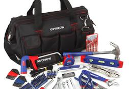Workpro 156-piece Home Repairing Tool Set, Complete Daily Us