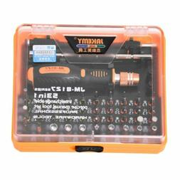 Jakemy JM-8127 Magnetic 54in1 Screwdriver Set Electronic Dis