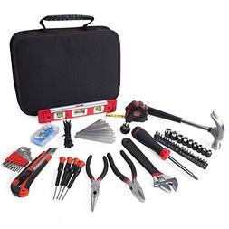 FASTPRO 106-Piece Kitchen Drawer Tool Set with Carrying Bag